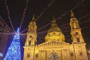 Christmas and New Year's Eve in Budapest