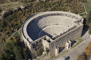 Aspendos Ruins and Theater