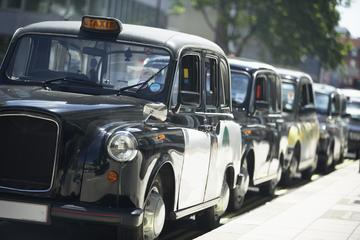 Black Taxi Tours of London