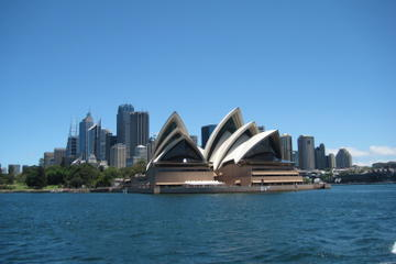 Picking a Sydney Harbour Cruise