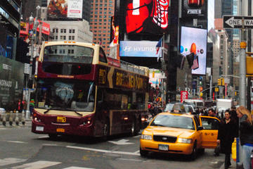 NYC Hop-On Hop-Off Bus Tours