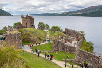 Urquhart Castle, Scottish Highlands