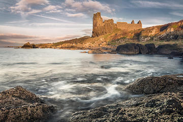 Dunure Castle, Glasgow