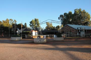 Curtin Springs, Ayers Rock