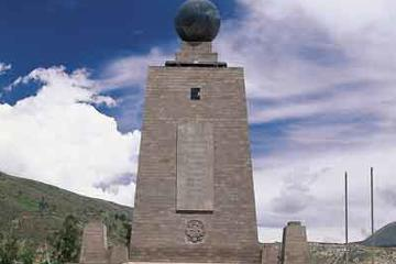 Middle of the World Monument (La Mitad del Mundo)