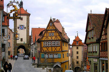 Romantic Road Tours from Munich or Frankurt