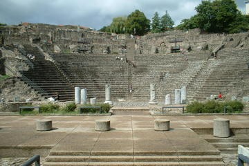 Lyon Ampitheatre Gallo-Romain