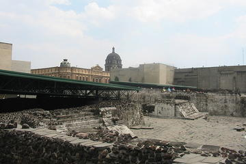 Mexico City Great Temple (Templo Mayor)