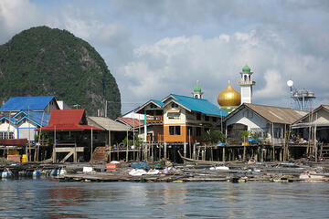 Koh Panyi (Floating Muslim Village)