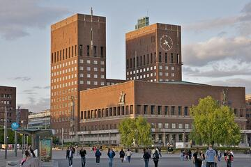 Oslo City Hall (Radhus)