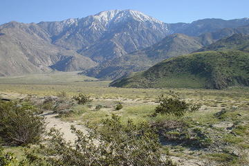 Mt San Jacinto Wilderness State Park