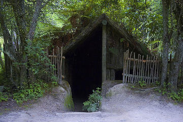 Buried Village of Te Wairoa