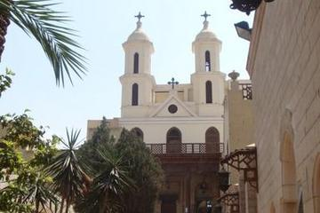 Hanging Church (El Muallaqa, Sitt Mariam, St Mary)