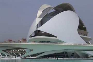 Valencia City of the Arts & Sciences (Ciudad de las Artes y las Ciencias)