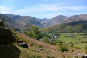 Borrowdale & Buttermere Valleys