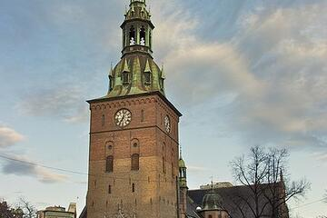 Oslo Cathedral (Oslo domkirke) , Norway