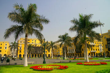Lima Plaza de Armas (Plaza Mayor)