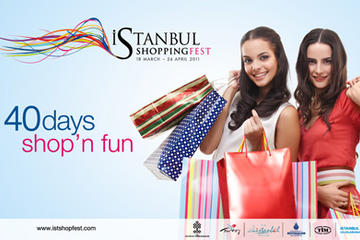 Shopping Fest starts in Istanbul