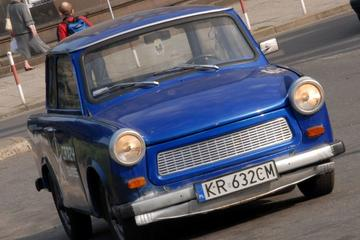 Krakow by Trabant