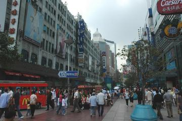 Shopping in Shanghai