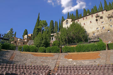 Roman Theater and Archeological Museum , Verona