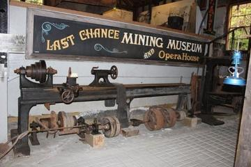 Last Chance Mining Museum and Historic Park