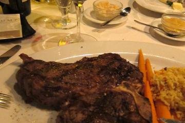 Best Steak in Vegas! The Steakhouse