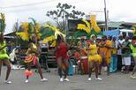 October Means Carnival in Limón