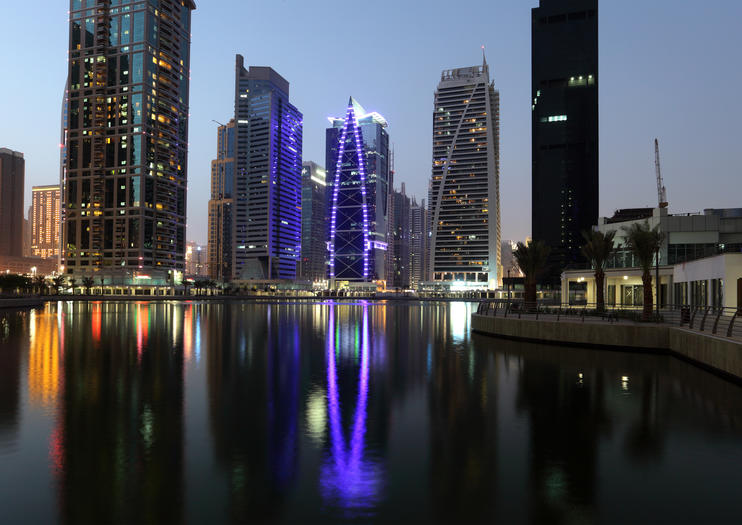 Jumeirah Lake Towers (JLT)
