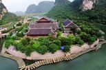 Group Tour Bai Dinh Pagoda & Trang An Eco Tour