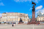 8 most visited places in Vladivostok walking tour