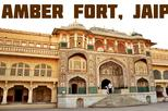 Full-Day Jaipur Sightseeing Tour with English-Speaking Driver