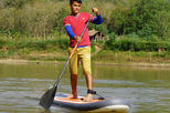 Stand Up Paddle Board and Kayak and  Elephant  Experience