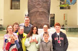 Kid Friendly British Museum Tour with Egyptian & Greek Collections
