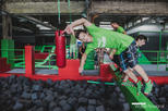 Great fun in GOjump Bielsko-Biala Trampoline Park - 1 hour ticket