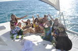 Private Catamaran Tour Sunlight to Isla Mujeres with Snorkeling from Cancun