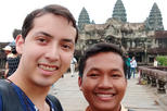 Angkor Wat Sunrise, Small Circuit Full Day Tour