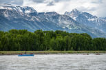 7-Mile Breakfast Teton Views Float