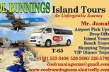 Airport pickups-Dropoffs, Island-Beach Tours, Shopping Trips, VIP Transfers etc
