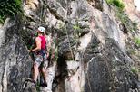 Half Day Guided Rock Climbing Batu Caves