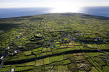 Scenic flight over Aran Islands Cliffs of Moher and Galway Bay