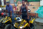 Roatan Mokeys and sloth hanout plust ATV Adventure