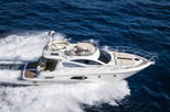 43' Cranchi Yacht Charter with Captain