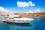 62' Azimut Yacht Charter with Captain and Mate
