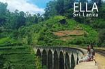 Travel to Ella from Galle with Udawalawe national  park safari on the way