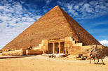 Cairo one day by plane Tour from Taba