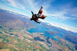 12000ft Tandem Skydive in Wanaka