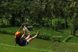 Flying Fox and White-Water Rafting Adventure in Bali