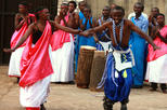 Traditional Drumming and Dancing Class in Rwanda