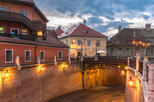 2-day getaway from Bucharest to Transylvania